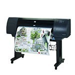 HP Designjet 4500 42 pouces papier poster