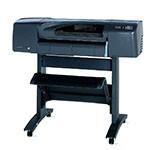 HP Designjet 800ps 24 pouces papier poster