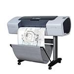 HP Designjet T1120 24 pouces papier poster