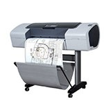 HP Designjet T1120ps 24 pouces papier poster