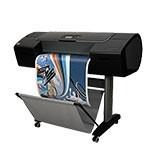 HP Designjet Z2100 24 pouces papier poster