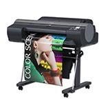 Canon ImagePROGRAF iPF6300 24 pouces papier poster