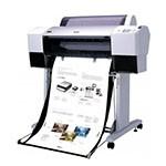 Epson Stylus Pro 7880 24 pouces papier poster