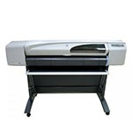 HP Designjet 500ps 42 pouces papier adhésif