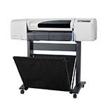 HP Designjet 500ps Plus 24 pouces papier photo