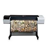 HP Designjet T1200 PS 44 pouces canvas