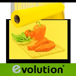 Papier jaune A1 surdimensionné