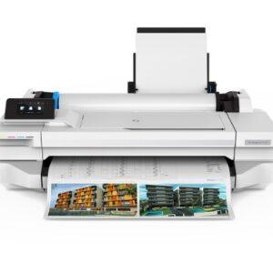 HP Designjet T125 24 pouces papier poster