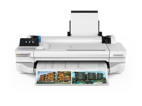 HP Designjet T125 24 pouces papier traceur