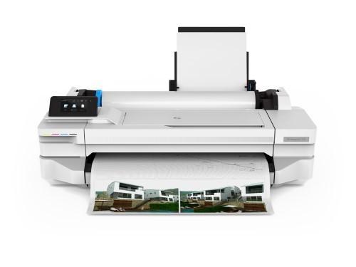 HP Designjet T130 24 pouces papier traceur