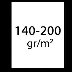papier traceur 140 à 200 gr