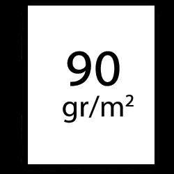 papier traceur 90 gr